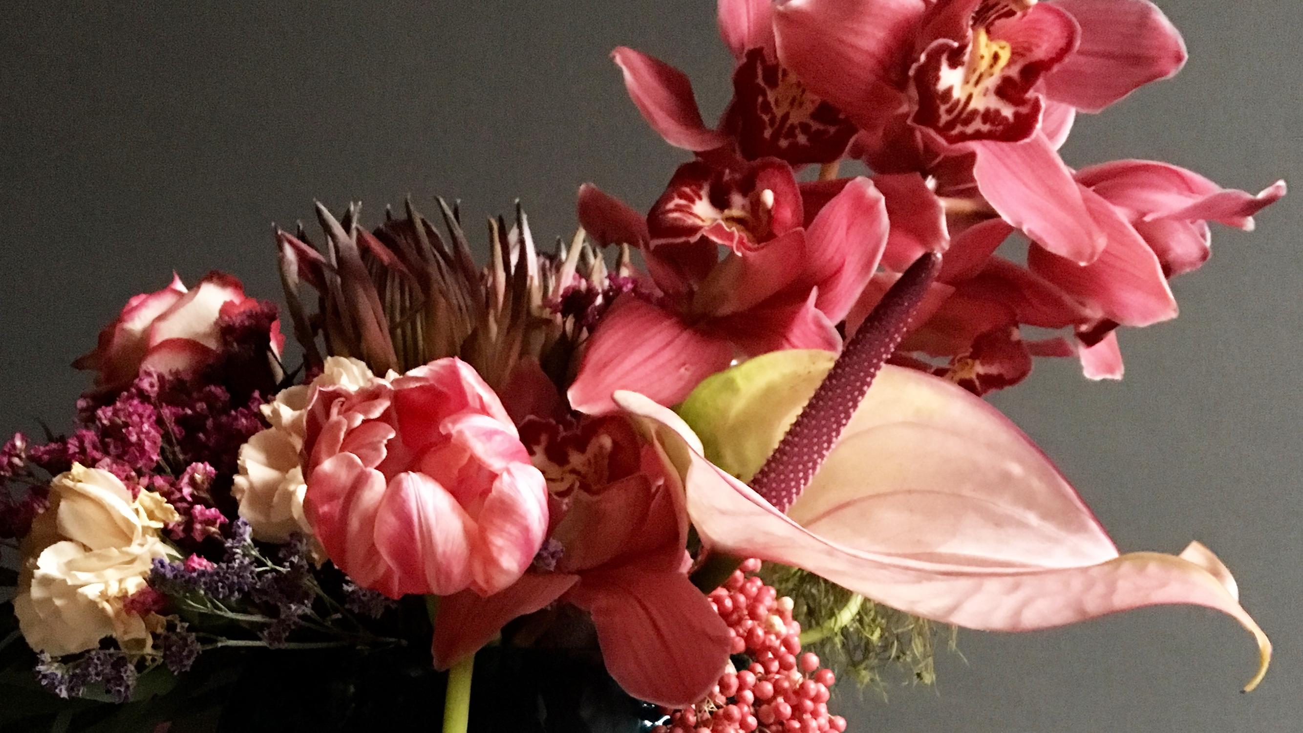bloemwerk romantisch